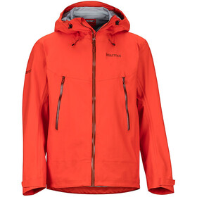 Marmot Red Star Jacket Herre mars orange